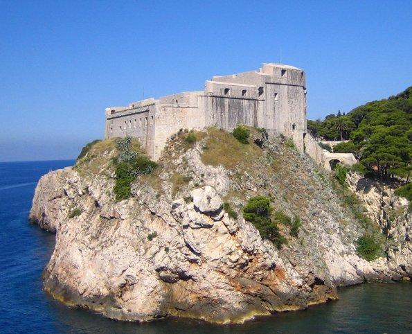 Fort_Lovrijenac,Dubrovnik,Croatia