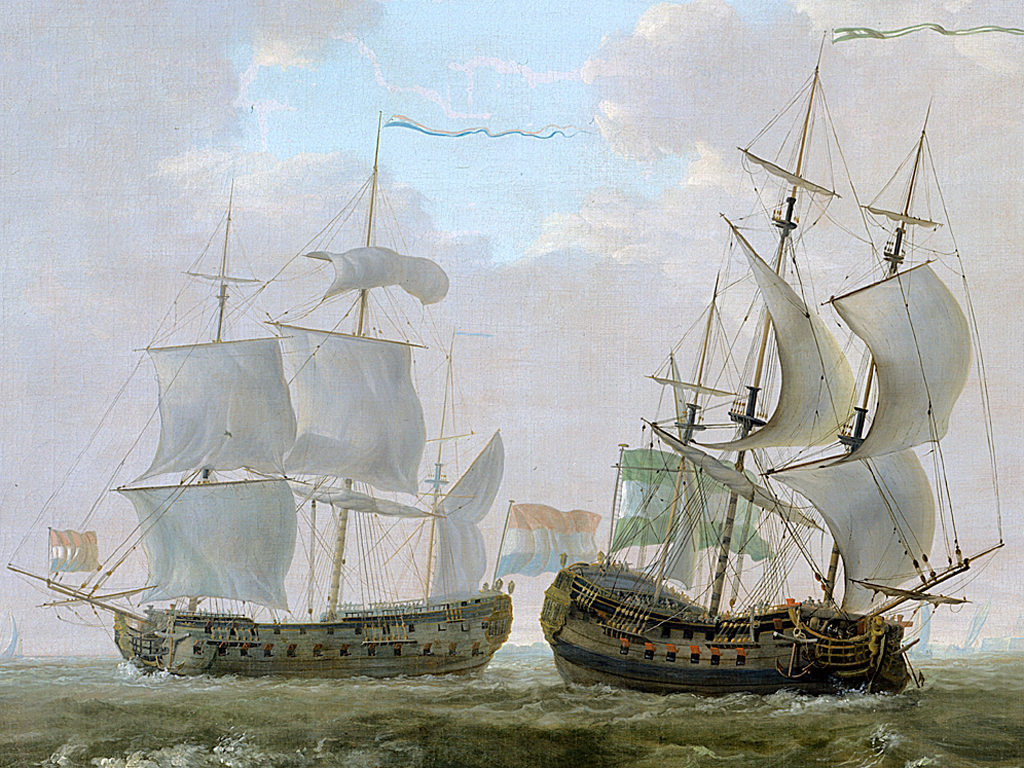 dutch ships in the 17th century a diorama for cch richard u0027s