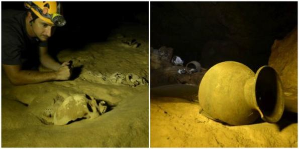 atm-cave-belize-skull-pots-