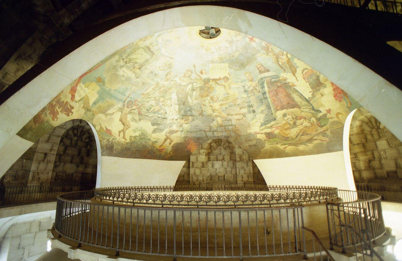 secret dome
