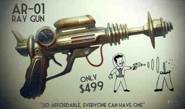 fallout raygun